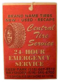Central Tire Service