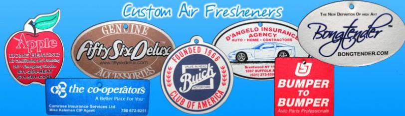 Custom Air Fresheners