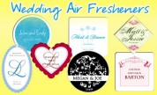 Wedding Air Fresheners